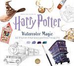 Harry Potter Watercolor Magic