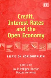 Credit  Interest Rates And The Open Economy