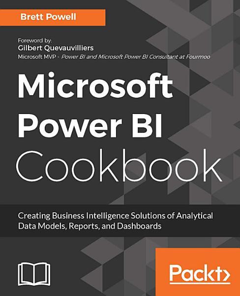 Download Microsoft Power BI Cookbook Book