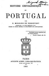 Histoire chevaleresque du Portugal