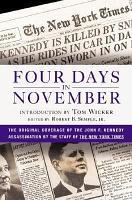 Four Days in November PDF