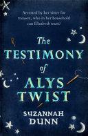 Testimony of Alys Twist PDF