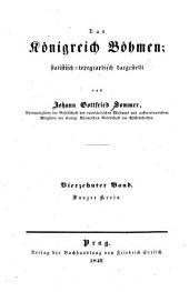 Das Königreich Böhmen: Bd. Saazer Kreis. 1846