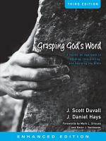 Grasping God s Word  Enhanced Edition  PDF
