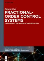 Fractional Order Control Systems PDF