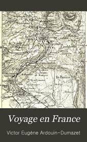 Voyage en France: Volume9