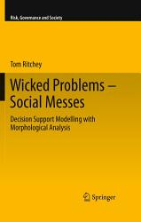 Wicked Problems Social Messes Book PDF