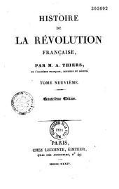 Histoire de la Révolution Française: Accompagnee D'une Histoire de la Revolution de 1355, Ou Des Etats-Generaux Sous Le Roi Jean, Volume 8