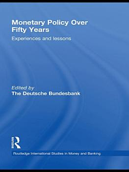Monetary Policy Over Fifty Years PDF