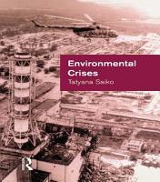 Environmental Crises PDF