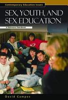 Sex  Youth  and Sex Education PDF
