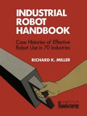 Industrial Robot Handbook