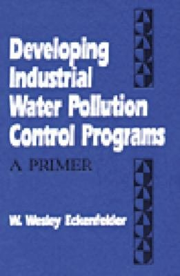 Developing Industrial Water Pollution Control Programs PDF