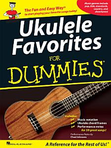 Ukulele Favorites for Dummies PDF