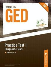 Master the GED: Practice Test 1: Diagnostic Test: Chapter 2 of 16, Edition 25