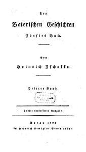 Baierische Geschichten: Fünftes Buch, Band 3