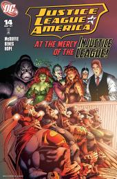 Justice League of America (2006-) #14