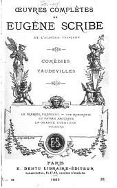 Œuvres complètes de Eugène Scribe: Volume24