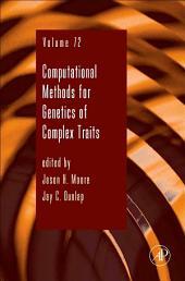 Computational Methods for Genetics of Complex Traits