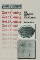 Gene Cloning PDF