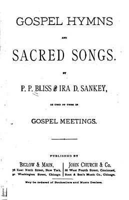 Gospel Hymns and Sacred Songs PDF