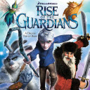 Dreamworks Rise of the Guardians Deluxe Pop up
