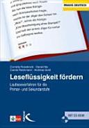 Lesefl  ssigkeit f  rdern PDF