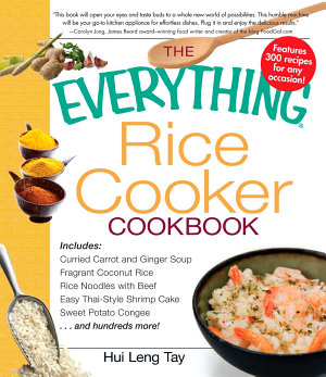 The Everything Rice Cooker Cookbook