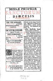 Missae propriae Sanctorum Dioecesis Brixinensis
