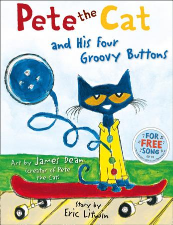Pete the Cat and his Four Groovy Buttons  Read Aloud  PDF