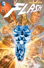The Flash (2011-) #38