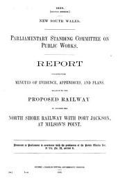 Report [on Railways]: 7 Vol, Volume 2
