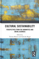Cultural Sustainability PDF