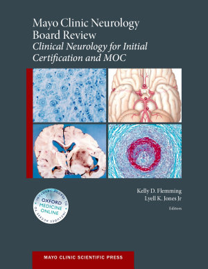 Mayo Clinic Neurology Board Review  Clinical Neurology for Initial Certification and MOC PDF