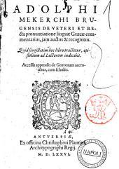 Rudimenta linguae Graecae ex Nicolao Clenardo