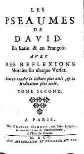 Les Psaumes: Volume2