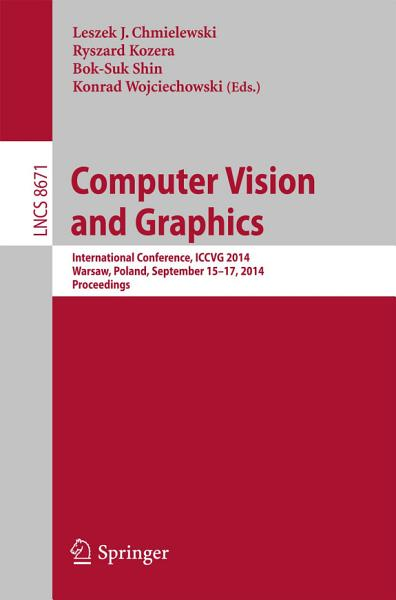 Download Computer Vision and Graphics Book