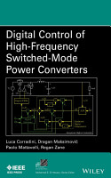 Digital Control of High Frequency Switched Mode Power Converters PDF
