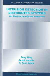 Intrusion Detection in Distributed Systems Book