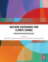 Building Governance and Climate Change PDF