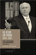 The Desire for Change, 2004-2007