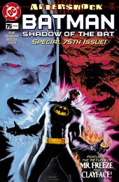 Batman: Shadow of the Bat #75