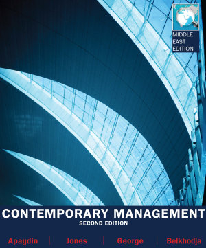 EBOOK  Contemporary Management   MEE  2e