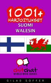 1001+ harjoitukset suomi - Walesin
