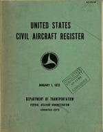 United States Civil Aircraft Register