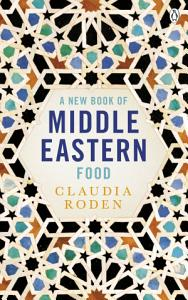 A New Book of Middle Eastern Food Book