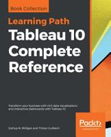 Tableau 10 Complete Reference PDF