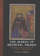 The Marys of Medieval Drama PDF