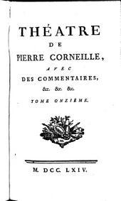 Le Théatre: Volume11
