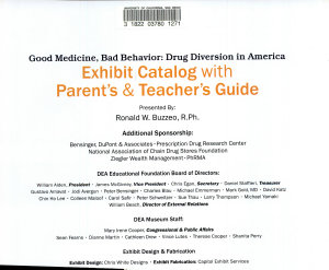 Good Medicine  Bad Behavior PDF